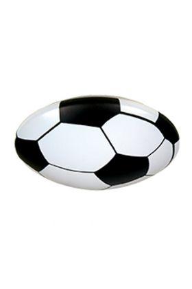 Niermann Voetbal 678 plafonnière wit