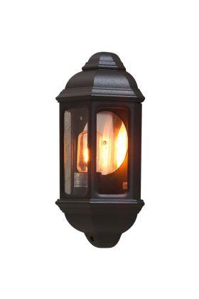 Konstsmide Cagliari 7011-750 wandlamp zwart