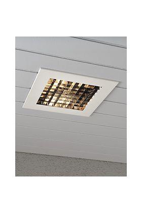 Inbouwlamp Konstsmide 7092-200 wit