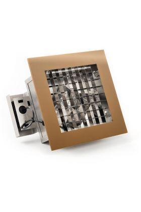 Inbouwlamp Konstsmide 7092-900 koper