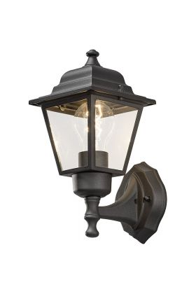 Konstsmide Square 7093-750 wandlamp zwart