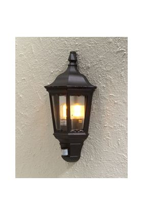 Konstsmide Firenze 7230-750 Sensorlamp zwart