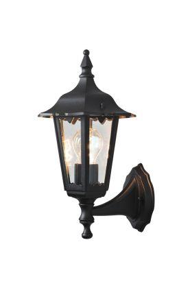 Konstsmide Firenze 7232-750 wandlamp opwaarts zwart