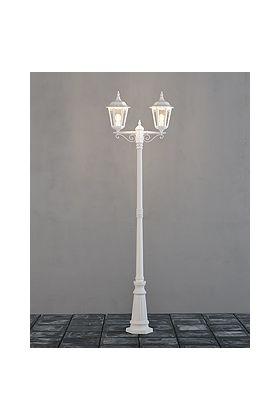 Konstsmide Firenze 7234-250 lantaarnpaal wit
