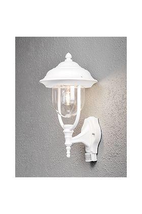 Konstsmide Parma 7235-250 sensorlamp wit