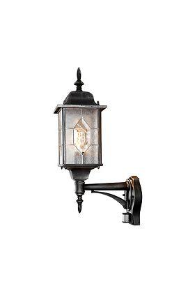 Konstsmide Milano 7268-759 wandlamp aluminium