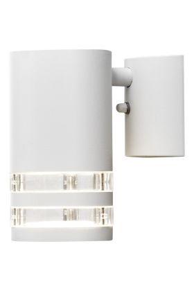 Wandlamp Konstsmide Modena 7515-250 wit