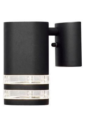 Konstsmide Modena 7515-750 wandlamp zwart