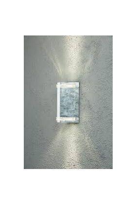 Konstsmide Modena 7518-320 wandlamp zink