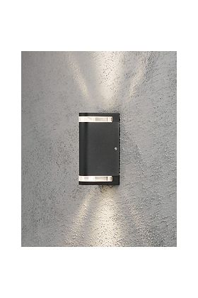 Konstsmide Modena 7518-750 wandlamp zwart