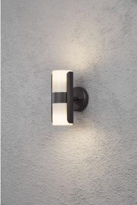 Konstsmide Modena 7522-750 wandlamp zwart