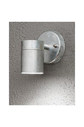 Konstsmide Modena 7572-320 wandlamp zink