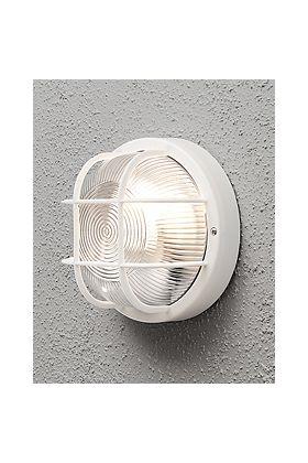 Konstsmide Mantova 7651-200 wandlamp wit