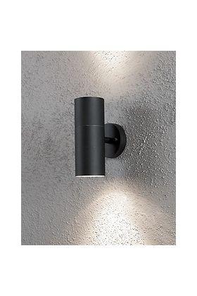 Konstsmide Modena wandlamp 7656-750 zwart