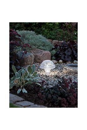 Konstsmide Assisi 7663-000 tuinlantaarn wit