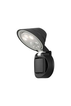 Konstsmide Prato 7695-750 sensorlamp zwart