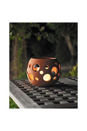 Konstsmide Genova 7801-900 tafellamp terracotta