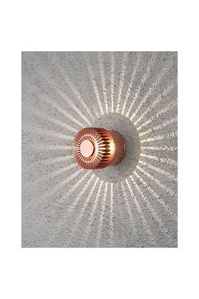 Konstsmide Monza 7900-900 wandlamp koper
