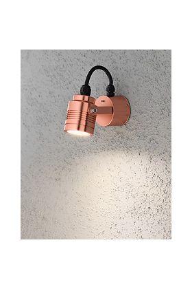 Konstsmide Monza 7903-900 wandlamp koper