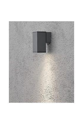 Konstsmide Monza 7908-370 wandlamp antraciet