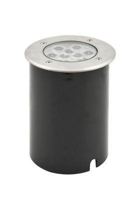 Konstsmide LED 7921-310 grondspot aluminium