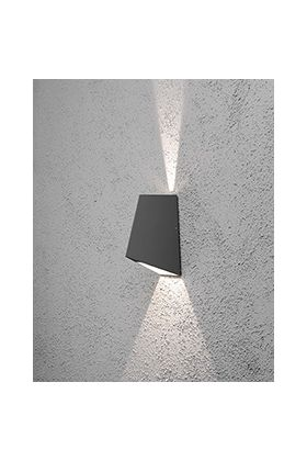 Konstsmide Imola 7928-370 wandlamp antraciet