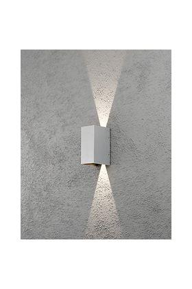 Konstsmide Cremona 7940-310 wandlamp grijs