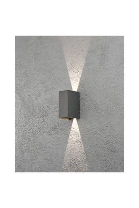 Konstsmide Cremona 7940-370 wandlamp antraciet