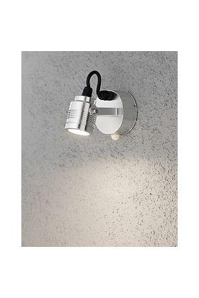 Konstsmide Monza  7941-310 wandlamp zilver