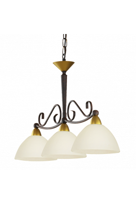 Eglo Medici hanglamp Traditional 85445 wit