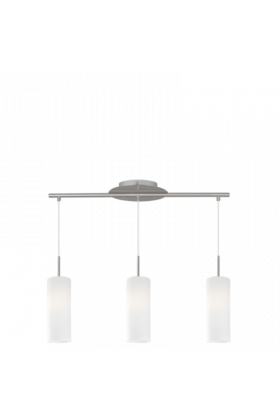 Eglo Troy 3 hanglamp Trend 85978 wit