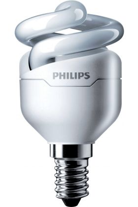 Tornado E14 spaarlamp 5w (30w) 2700k