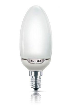 B43 E14 Softone kaarslamp 12w (52w) 2700k