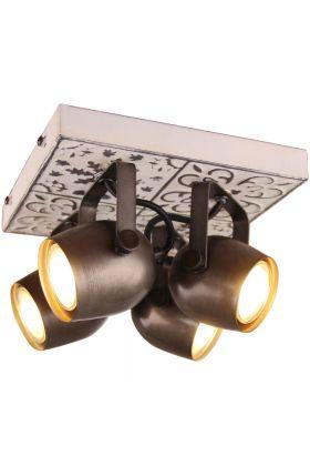 Spot Lapas 88435/46 zwart 21cm