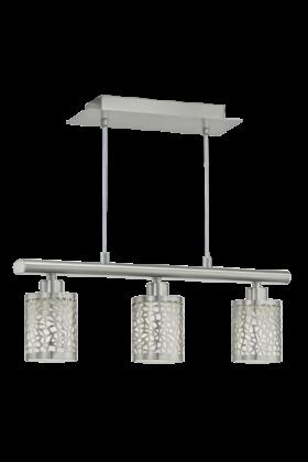 Eglo Almera 1 hanglamp Trend 90074 nikkel