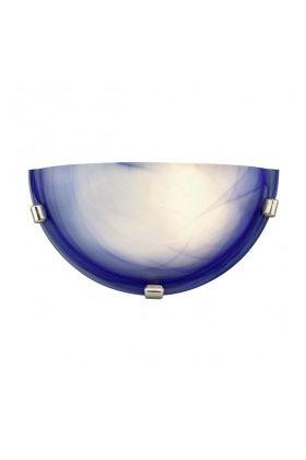 Brilliant Mauritius 90105/03 wandlamp blauw