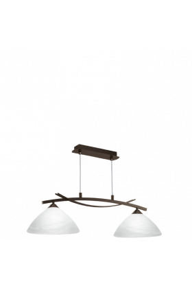 Eglo Vinovo hanglamp Traditional 91433 wit