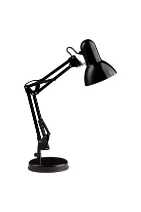 Brilliant Henry 92706/06 bureaulamp zwart
