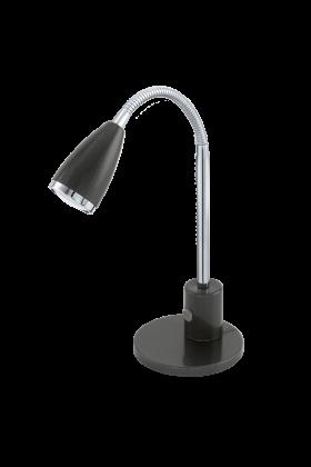 Eglo Fox bureaulamp Trend LED 92873 zwart