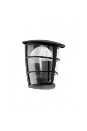 Eglo Aloria 93407 wandlamp zwart