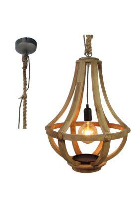 Brilliant Merwede 93410/45 hanglamp