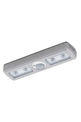 Eglo Baliola 94686 zilver wandlamp