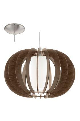 Eglo Stellato 95591 hanglamp bruin