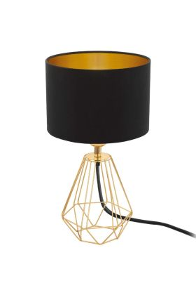 Eglo Carlton 95788 tafellamp messing