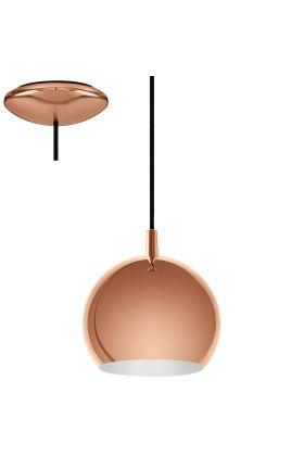 Eglo Petto 95838 hanglamp koper
