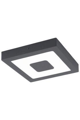 Eglo Iphias 96489 plafondlamp antraciet