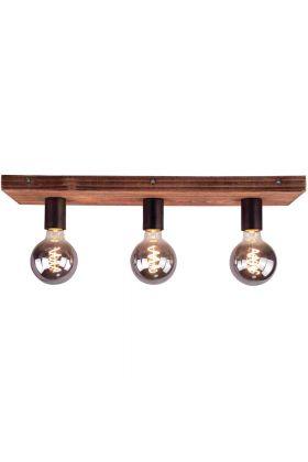 Plafondlamp Panto 97036/46 bruin 58cm