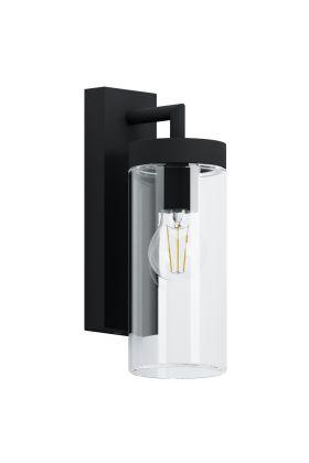 Eglo Bovolone 97261 wandlamp zwart