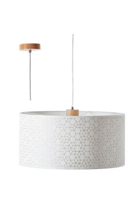 Hanglamp Galance 99186/75 wit 50cm