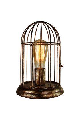 Brilliant Age 99038/31 tafellamp brons